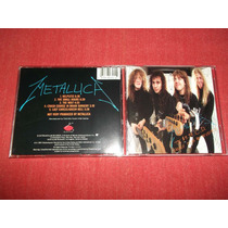 Metallica - Garage Days Re-revisited Cd Imp Ed 1990 Mdisk