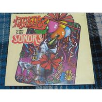 Los Sonors Lp Fiesta Navideña