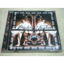 Cd Daddy Yankee - Barrio Fino En Directo - Cd Importado
