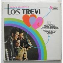 Los Trevi / Musica Romantica 1 Disco Lp Vinilo