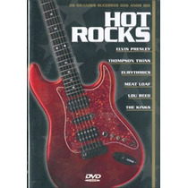 Dvd Original Hot Rocks Icicle Works The Alan Parson Project