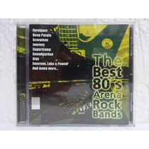 Cd Disco Compacto The Best 80