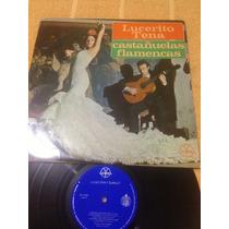 Lucerito Tena Castañuelas Flamencas