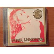 Tania Libertad De Colección Cd Album