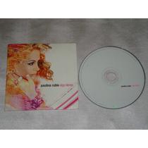 Paulina Rubio Algo Tienes Cd Promo 2004 Universal
