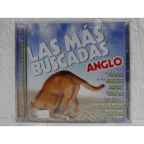 Cd Disco Compacto Las Más Buscadas Anglo