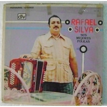 Rafael Silva / Sus Mejores Polkas 1 Disco Lp Vinilo