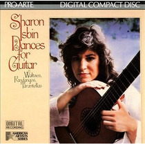 Sharon Isbin - Dances For Guitar Cd Clasica Guitarra Maa