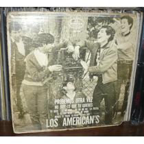Los American´s Lp Los Americans Rock Mexicano