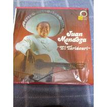 Juan Mendoza El Tariacuri Album Triple