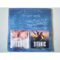Titanic Cd Single Are You Ready To Go Back To Titanic? ...