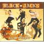 Black Jacks - Radio Infierno ( Rockabilly Mexicano ) Cd Rock