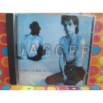 Mick Jagger Cd Wandering Spirit Edic.93 Usa