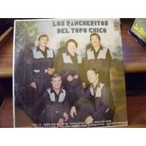 Lp Los Rancheritos Del Topo Chico.. Tiki Ti, Envio Gratis