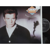 Rick Astley - Whenever You Need Somebody -acetato- Germany