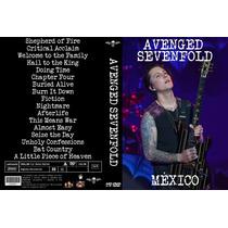 Avenged Sevenfold A7x Live México 25 De Marzo 2014