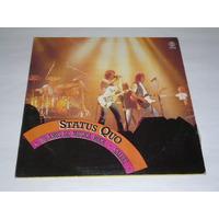 Status Quo Lp 30 Años De Musica Rock Salvat