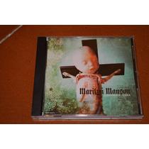 Marilyn Manson Disposable Teens Cd Promo Gringo Muy Raro !!