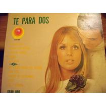 Lp Gran Orquesta Romanticos De Mexico.. Te Para Dos