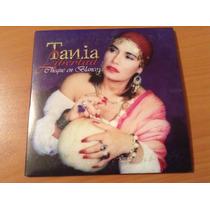 Tania Libertad Cheque En Blanco Cd Promo