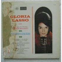 Gloria Lasso / Lo Que Le Gusta A Usted 1 Disco Lp De Vinil