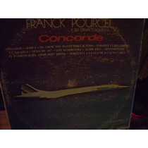 Lp Franck Pourcel.. Concorde, Envio Gratis