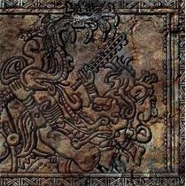 Xulub Mitnal - Ba´ate´il - Cd Black Metal México Xibalba