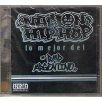 Nacion Hip Hop ( Compilado Hip Hop Rap Argentino ) Cd Rock