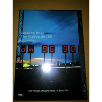 Depeche Mode The Videos 86>98 Dvd