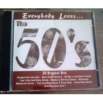 Everybody Loves The 50 S Cd Nacional Unica Ed 1996 Fdp