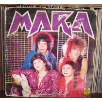 Mara Lp Ficheras Del Rock Rock Mexicano