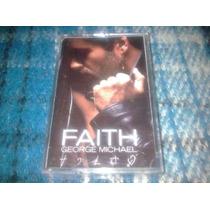 George Michael..cassette Titulado Faith..beatles..u2.jackson