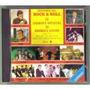 Historia Del Rock & Roll Vol 3 Cd Hecho En Canada Unica Ed
