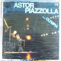 Tango, Astor Piazzolla En El Olympia, Lp 12´, Css.