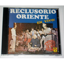 Cd Three Souls In My Mind: Reclusorio Oriente En Vivo Css