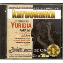 Yuridia Para Mi Karaoke Edición Especial Academia