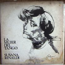 Tango, Susana Rinaldi ( La Mujer Del Tango ), Lp 12´, Css