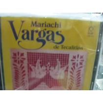 Mariachi Vargas De Tecalitlan Las Mañanitas Cd Sellado