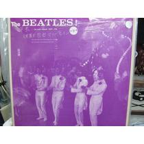 Beatles The Never Released Mary Jane Bootleg Lp Vinilo