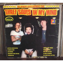 Three Souls In My Mind Lp Raff