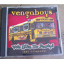 Vengaboys We Like To Party Cd Single Nacional Musart Ed 1999
