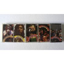 Paquete 5 Cassettes 30 Años De Musica Rock Varios Salvat