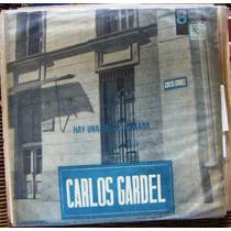 Tango, Carlos Gardel (hay Una Calle Llamada...), Lp 12´, Css