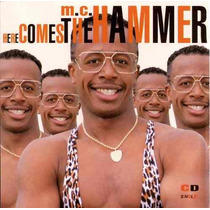 Mc Hammer Here Comes The Hammer Cd Single Importado Ed 1990