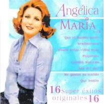 Angelica Maria .16 Super Exitos Originales Vol 3 Hwo