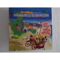 Walt Disney, Presenta Mi Amigo El Dragon, Cuento