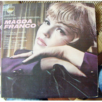 Bolero, Magda Franco, Siempre Te Recordare... Lp 12´, Hwo.