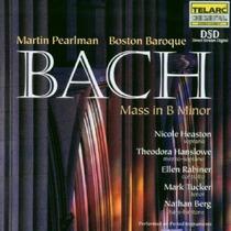 Bach - Gran Misa En Si Menor Cd Clasica Opera Arte Sacro Op4