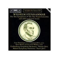 4cd Stenhammar Sinfonias Conciertos Piano Envio Gratis Lqe