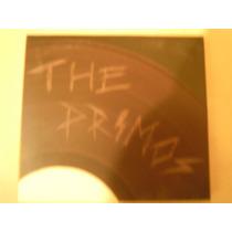 The Primos Cd Tecnopop Nacional Primer Cd De La Banda